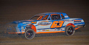 Mike Nichols used Bassett 15x8 Inertia Advantage IMCA wheels to win 32 features in 2013.